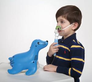 Sami the Seal Nebulizer